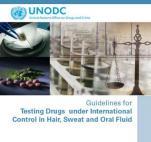 immagine rappresentativa della notizia Identificazione delle droghe nei capelli, sudore e saliva: dalle Nazioni Unite un nuovo manuale tecnico